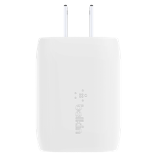 Belkin Boost Up Type C Wall Charger 18w / 3.6a With Type C To Apple Lightning Cable 4ft