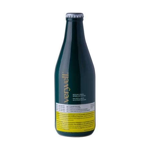 Sicilian Lemon Sparkling Water - Veryvell - Sparkling Water