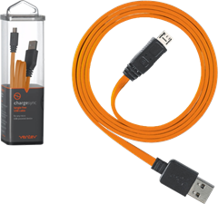 Ventev 3.3' Chargesync microUSB Cable