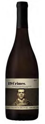 Mark Anthony Group 19 Crimes Sauvignon Block 750ml