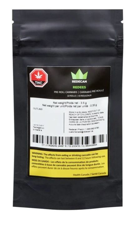 Outlaw - Redecan - Pre-Roll