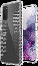 Speck Galaxy S20 Presidio Perfect Clear Grip Case