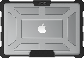 "UAG Macbook Pro 15"" (4th gen) Plasma Case w/Touchbar"