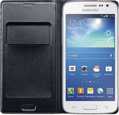 Samsung Core LTE Wallet Flip Case