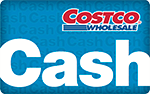 Costco Cash Cards on select phones and plans.