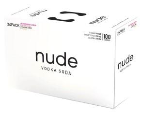 Orchard City Distilling Nude Vodka Soda Mixer Pack 8520ml