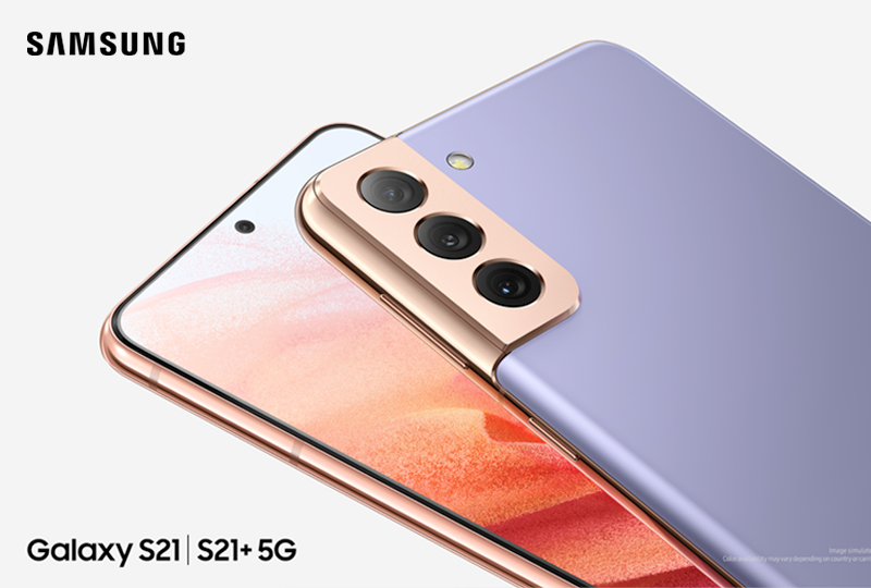 Image of Samsung Galaxy S21