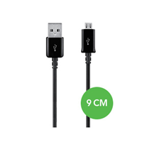 """XQISIT Xqisit microUSB 3.5"""" Charge/Sync Cable"""