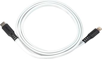 Ventev Flat USB-C to Lightning Cable 3ft