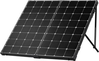 Renogy 200W Eclipse Monocrystalline Solar Suitcase w/ 20A Controller