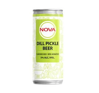 Minhas Sask Ventures 6C Nova Dill Pickle Beer 2130ml