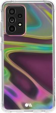 Case-Mate Case-mate - Soap Bubble Case With Micropel - Samsung Galaxy A52 5G