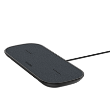 Mophie Dual Wireless Charging Pad With Type A Output 10w