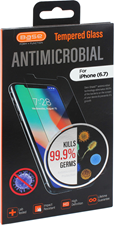 iPhone 12 Pro Max Base Premium Tempered Glass Screen Protector with Anti-Microbial