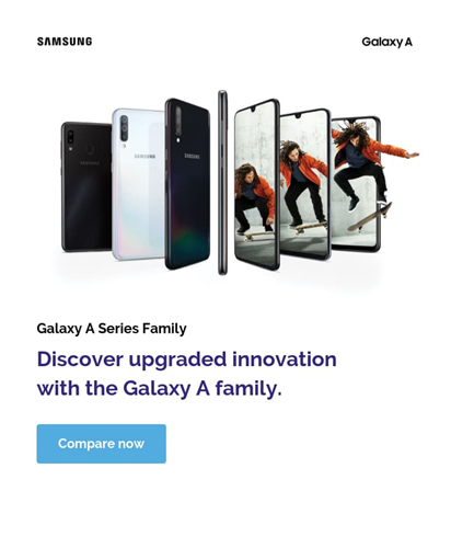 Samsung Galaxy A Family at TELUS and Koodo