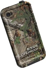 LifeProof iPhone 4/4s Xtra Real Tree Case