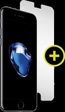 Gadgetguard iPhone 8/7/6s/6 Black Ice Plus Glass Screen Guard