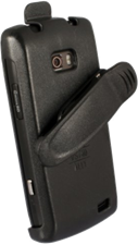 Holster with swivel belt clip for LG VS740 Ally and US740 Apex/AS740 Axis