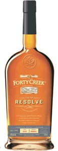 Forty Creek Distillery Forty Creek Resolve Whisky 750ml