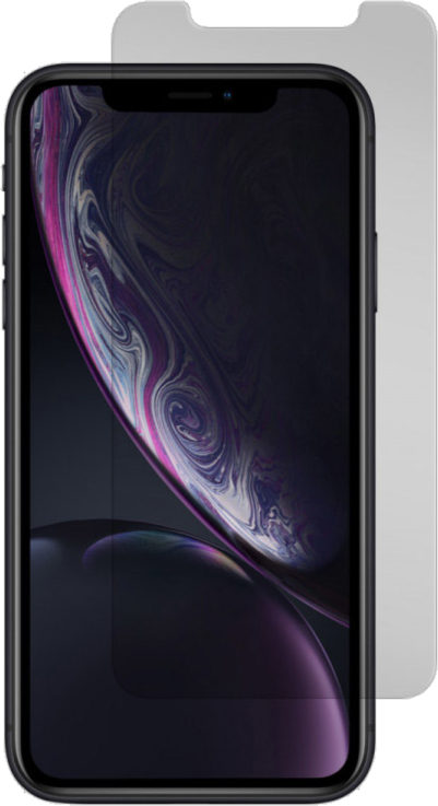 iPhone XR Black Ice Screen Protectors