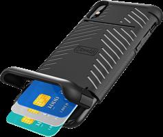 Scooch iPhone XR Wingmate Wallet Case