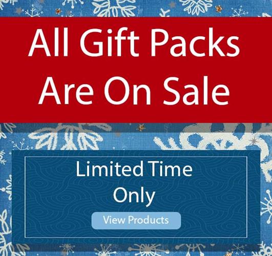 Gift Packs On Sale