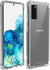 Blu Element Pixel 5  DropZone Rugged Clear Case