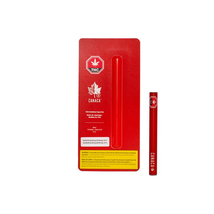 THC Disposable Pen - Canaca - Disposable