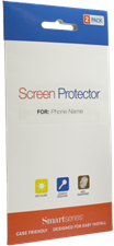 SmartSeries Screen Protectors for Galaxy S III (2pk)
