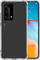 Blu Element P40 DropZone Rugged Clear Case