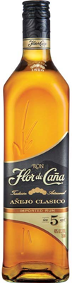 PMA Canada Flor De Cana Black Label 5 Year Old 750ml