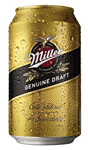 Molson Breweries 1C Miller Genuine Draft 473ml