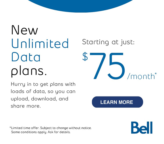 Get Unlimited data for $75/month with BYOD