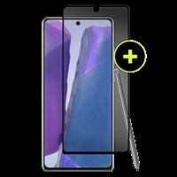 Gadget Guard Galaxy Note20 5G Black Ice Plus Flex Screen Protector