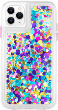 Case-Mate iPhone 11 Pro Max- Confetti Waterfall Case
