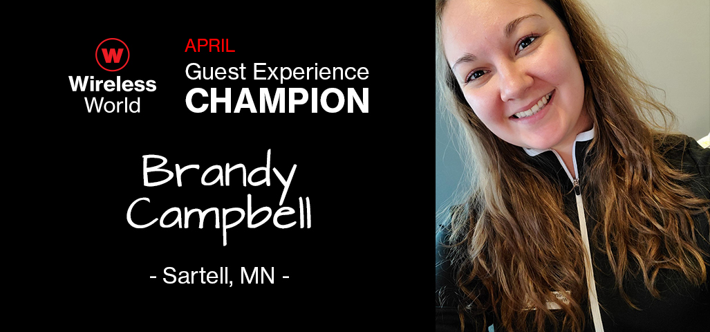 Guest Experience Champion