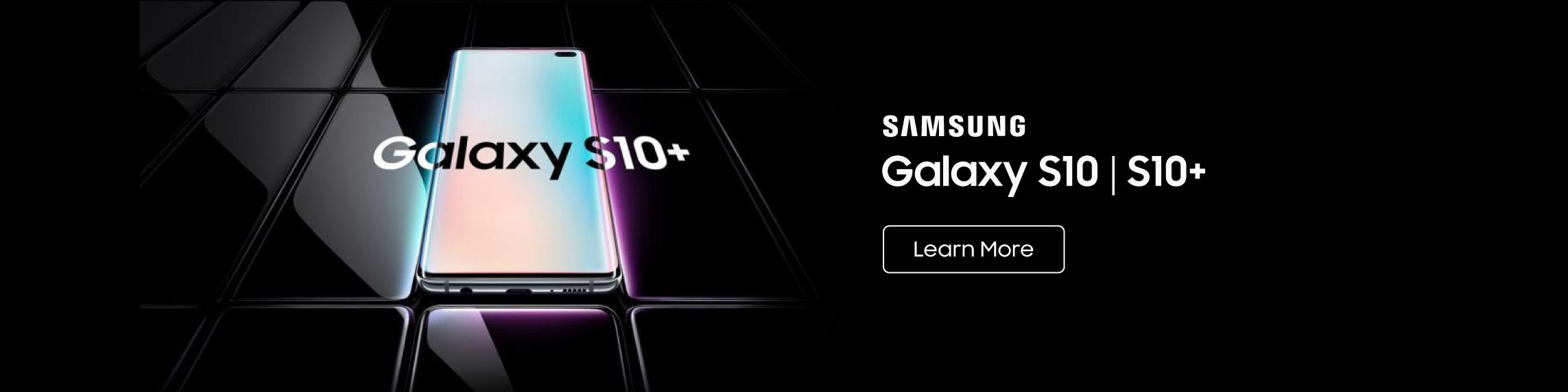 Samsung Galaxy S10 | S10+