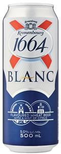 Wett Sales & Distribution Kronenbourg 1664 Blanc 500ml