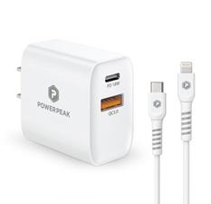 PowerPeak Powerpeak 20W USB-C Power Adapter PD