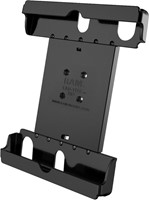 """RAM Mounts RAM Tab-Tite Holder for 9""""-10.5"""" Tablets with Heavy Duty Cases"""