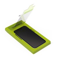 PureGear - iPhone 13/13 Pro Clear HD Tempered Glass Screen Protector w/ App Tray