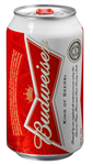 Labatt Breweries 6B Budweiser 2046ml