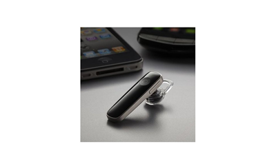 Plantronics Marque M155 Bluetooth Headset, Jet Sleek & lightweight, ideal for smartphone users  Part # 86230-01
