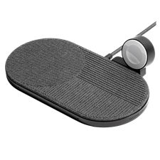 Native Union Drop Xl Wireless Charging Pad For Apple Watch