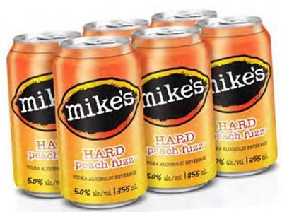 Mike's Beverage Company Mike's Hard Peach Fuzz 2130ml