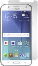 Galaxy J7 Gadget Guard Black Ice Edition Tempered Glass Screen Protector