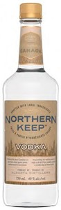 Beam Suntory Northern Keep Vodka 750ml