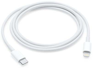 Apple 3' Lightning to USB Type-C Charge/Sync Cable