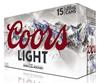 Molson Breweries 15C Coors Light 5325ml