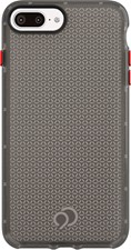 Nimbus9 iPhone 8/7/6s/6 Plus Phantom2 Clear Case with Metallic Buttons